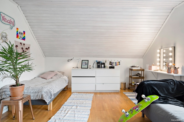 Det stora sovrummet