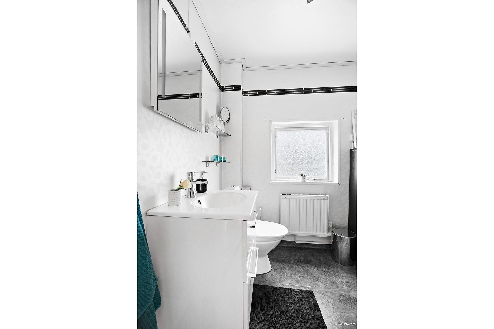 ..badrum! Båda från 2012