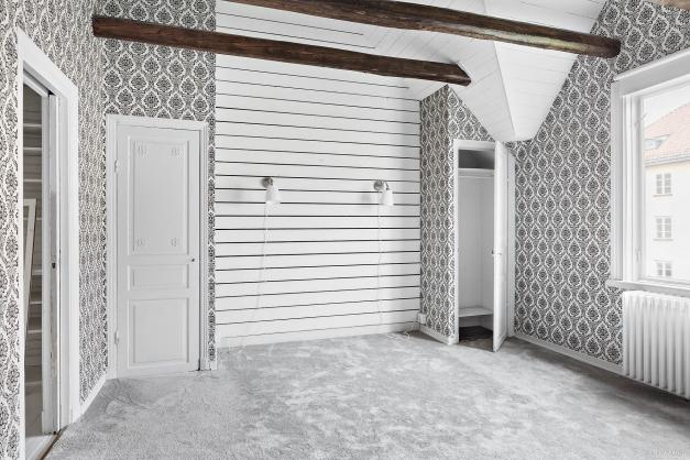 Master bedroom - sovrum 3 - övre plan
