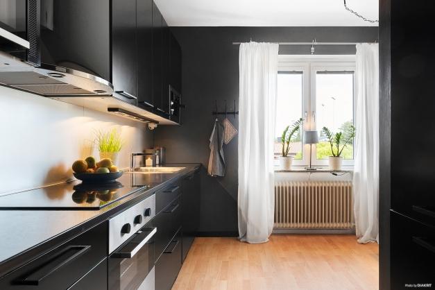 Kök från IKEA.
