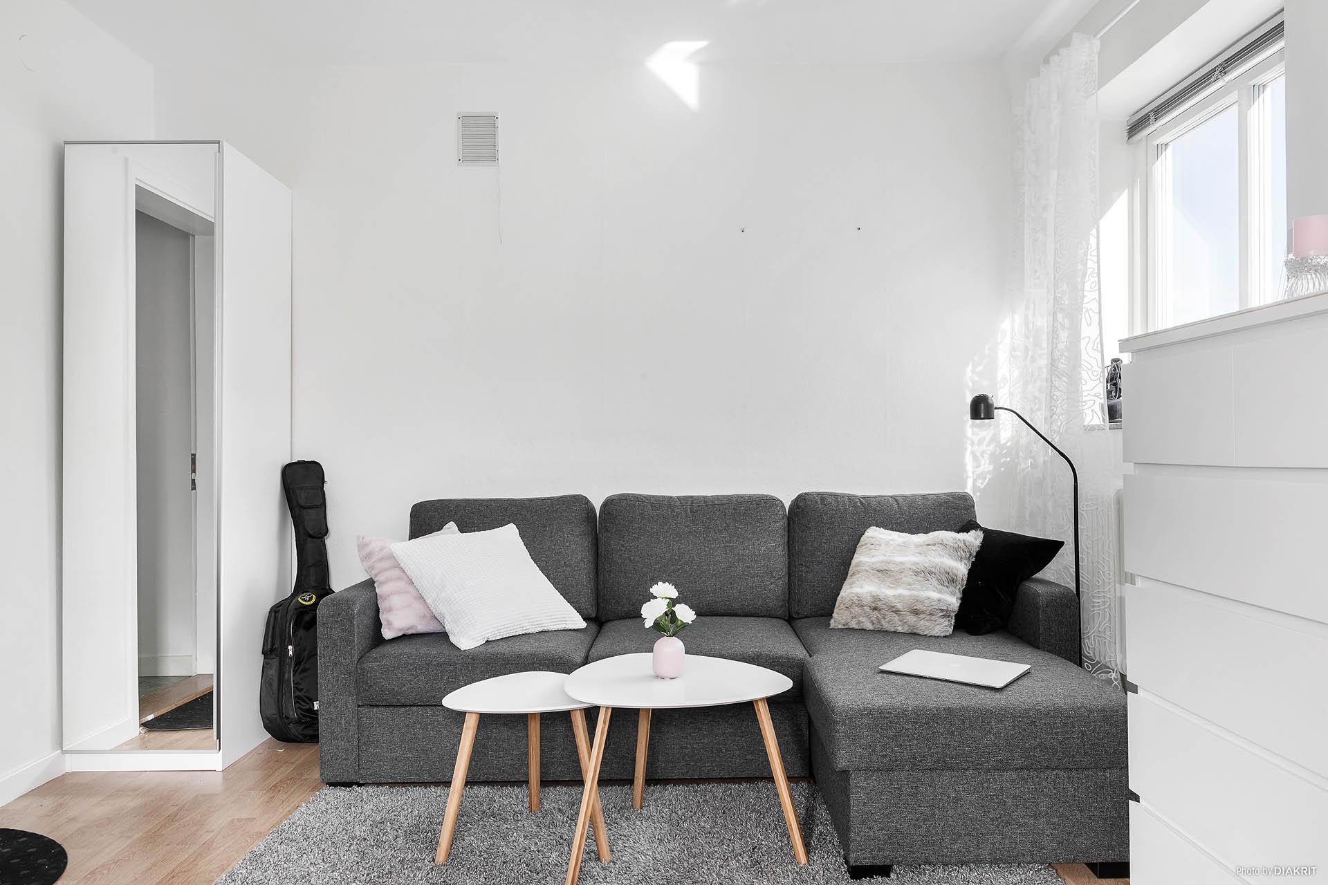soffhäng i rum 3