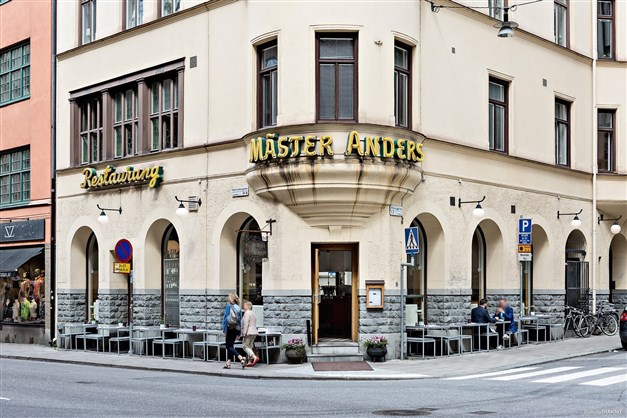 Restaurang Mäster Anders