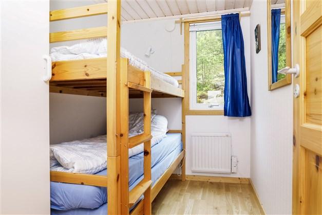 Gästhus sovrum