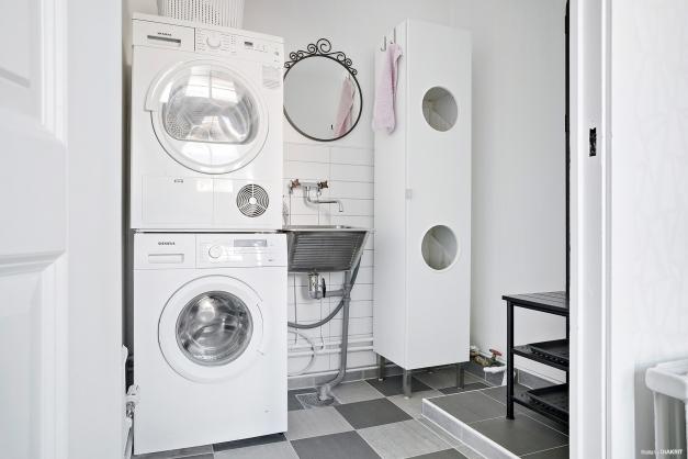 Tvättmaskin och torktumlare!