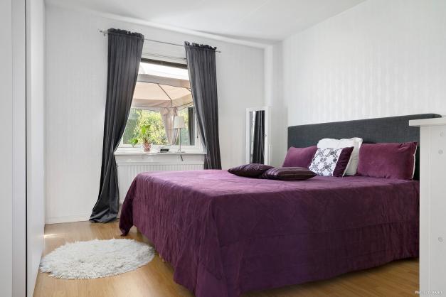 Bekvämt med sovrum på entréplan!