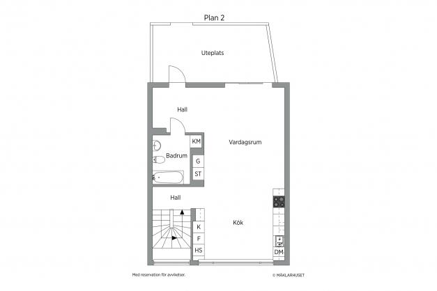 Andra våningsplanet