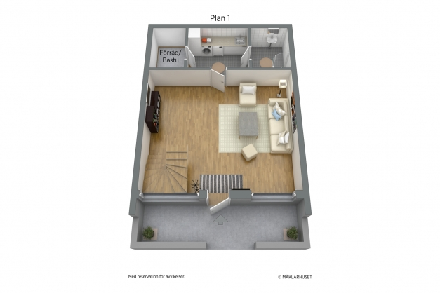 Första våningsplanet
