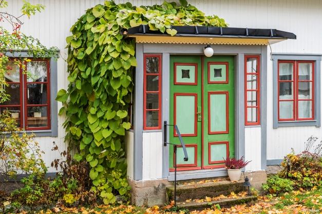 Flygel: Lilla bostadshuset