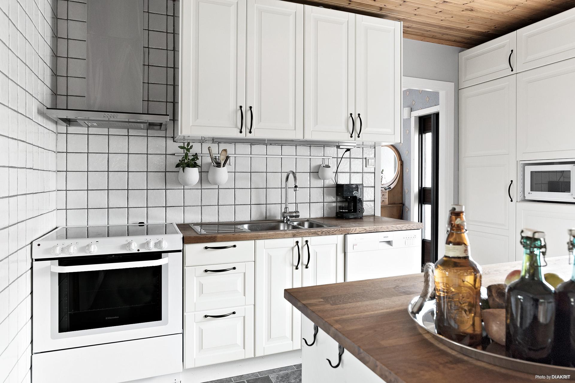Funktionellt och praktiskt kök