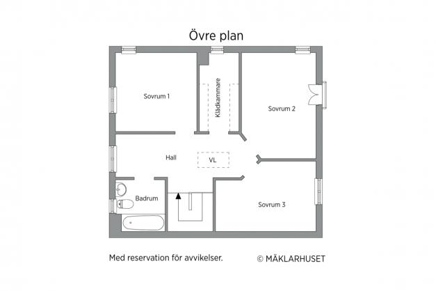 Övre plan 2D