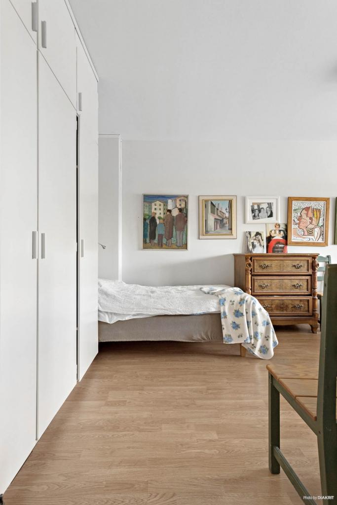 Vardagsrum/sovdel
