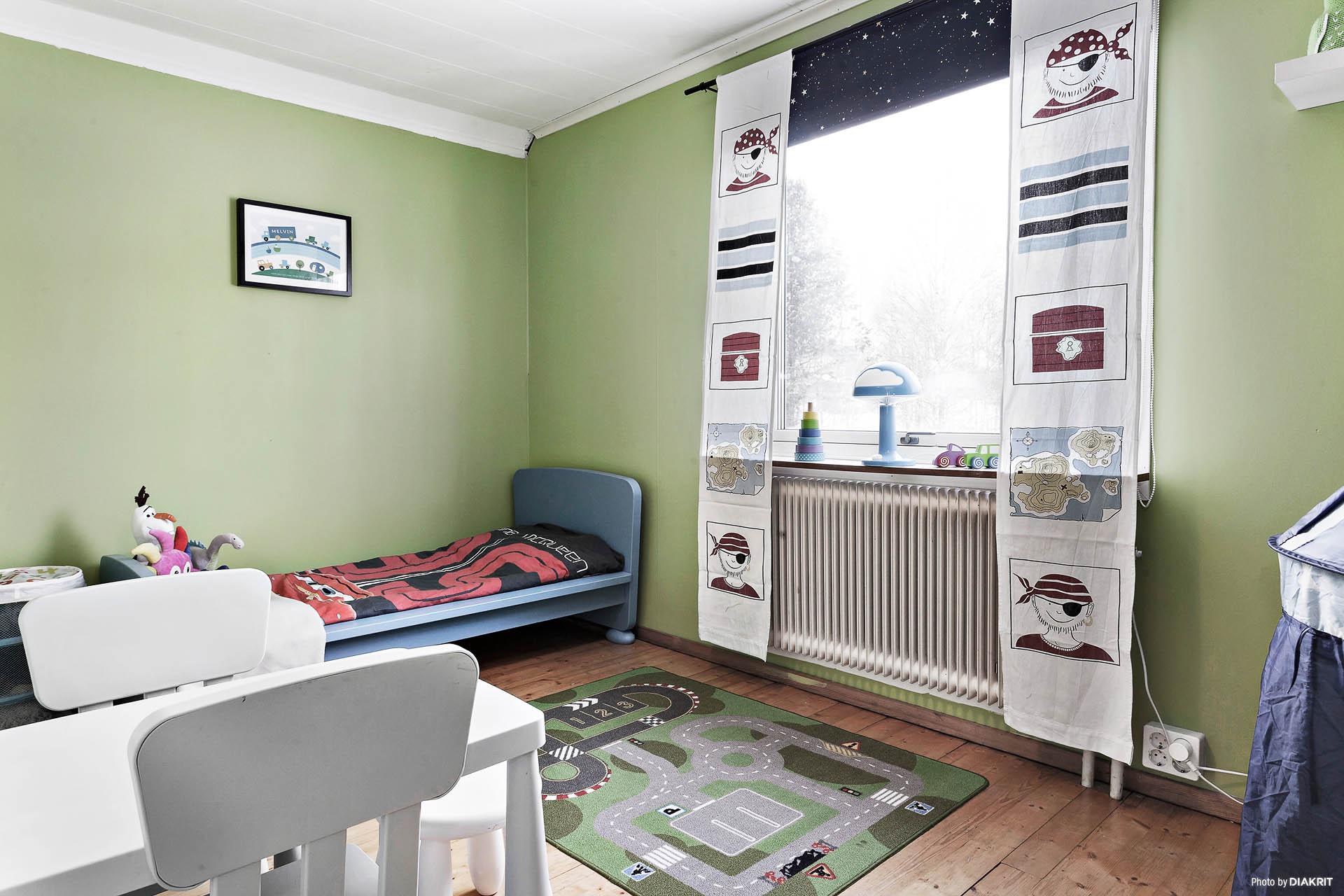 Det mindre sovrummet