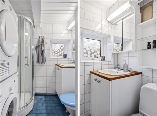 WC/Dusch/Tvätt