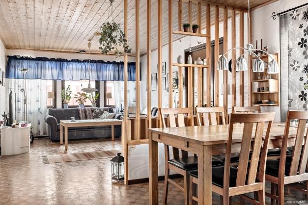Matplats & TV rum