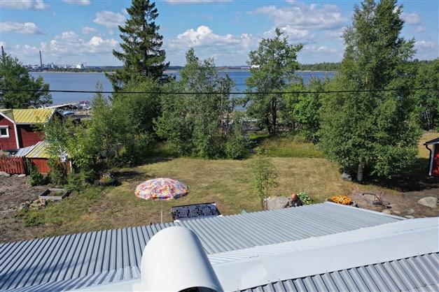 Utsikt från skorstenen