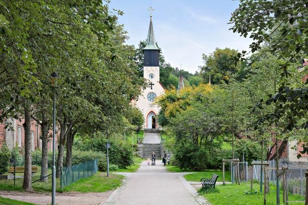 Jonsereds kyrka