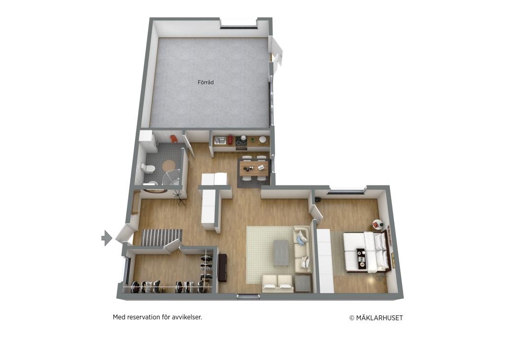 Lägenhet 4