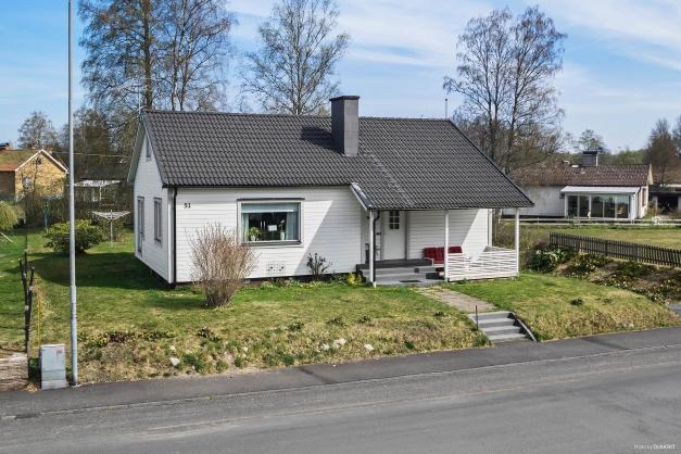 Välkommen till Per Hörbergs väg 51, Bodafors!