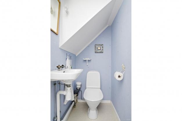 WC ovanplan