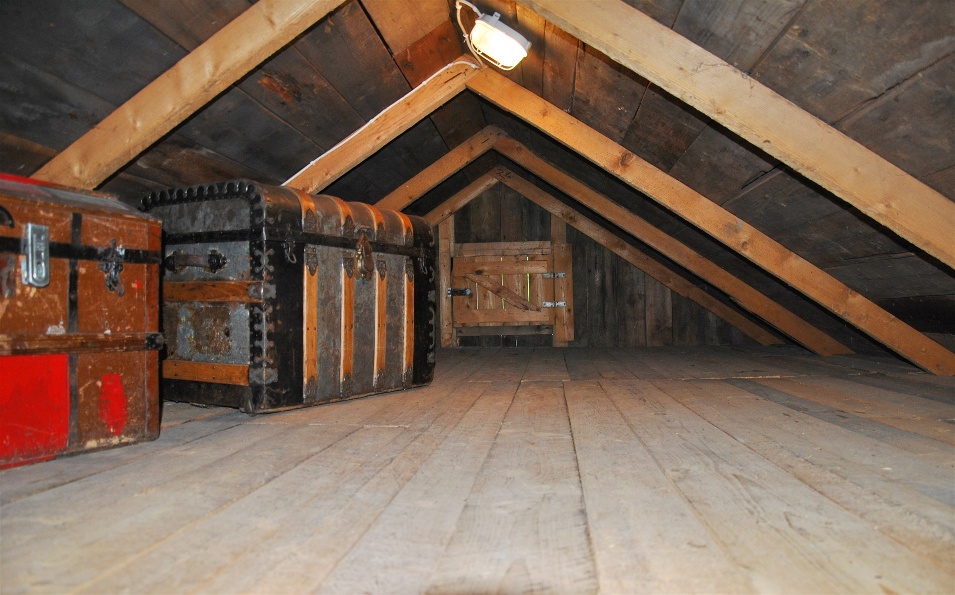 Garage: Vind