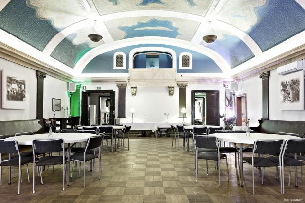 Mellanplan - Riddarsalen för fest eller konferens