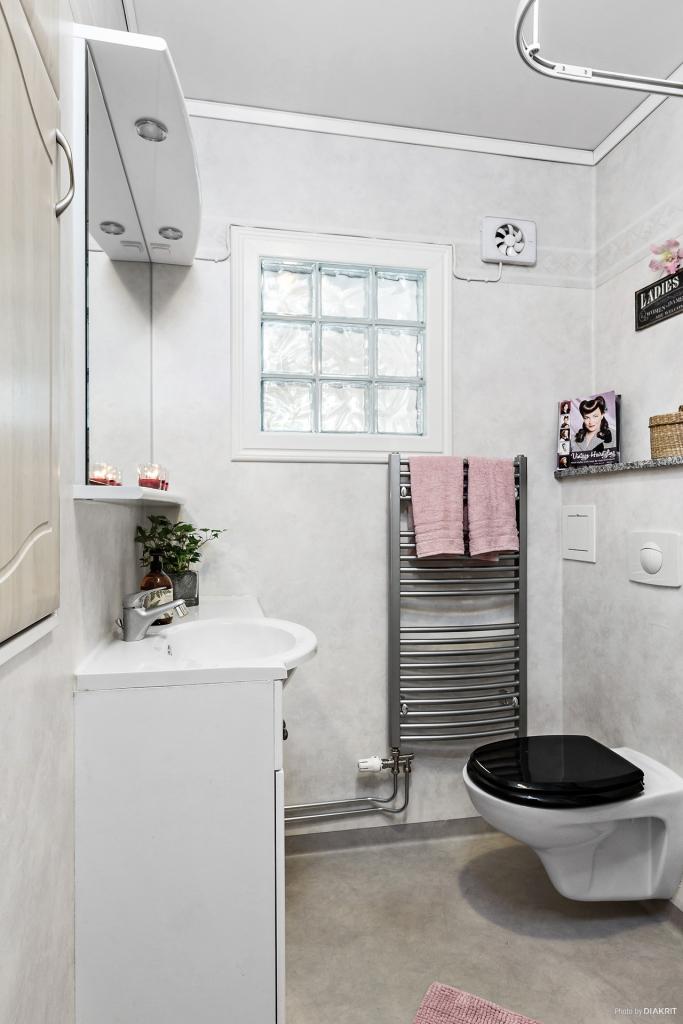 Toalett/dusch