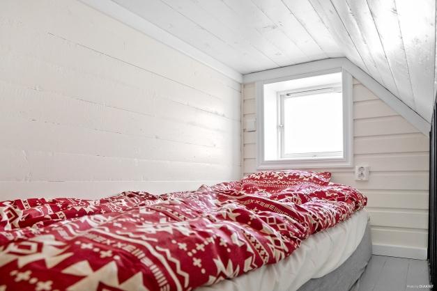 Det lilla sovloftet.