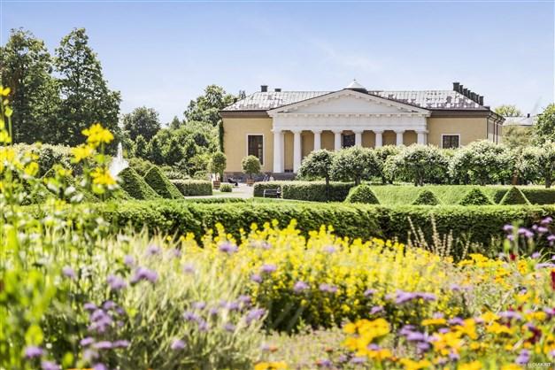 Områdesbild - Botaniska trädgården