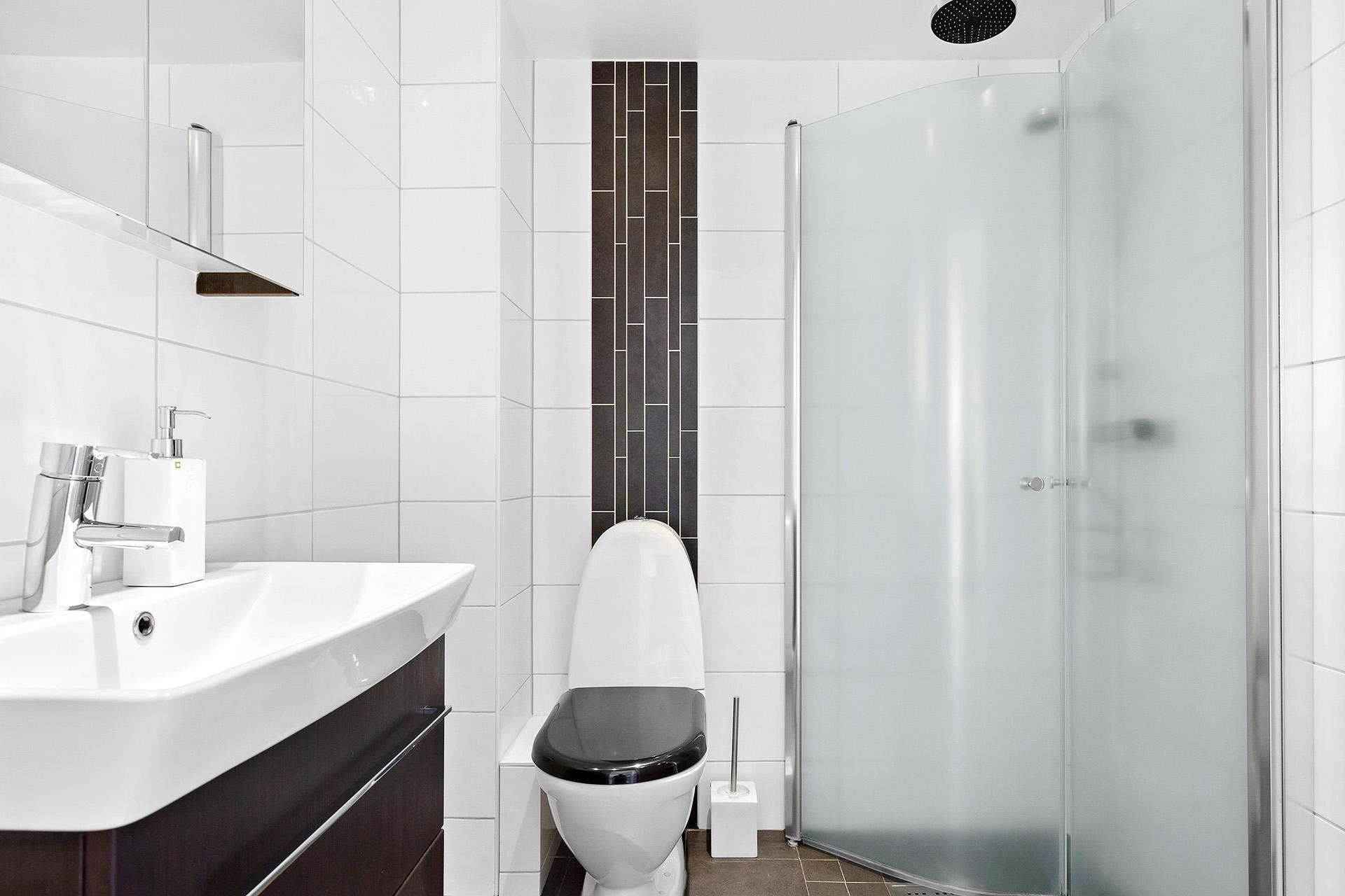 Helkaklat duschrum från 2012