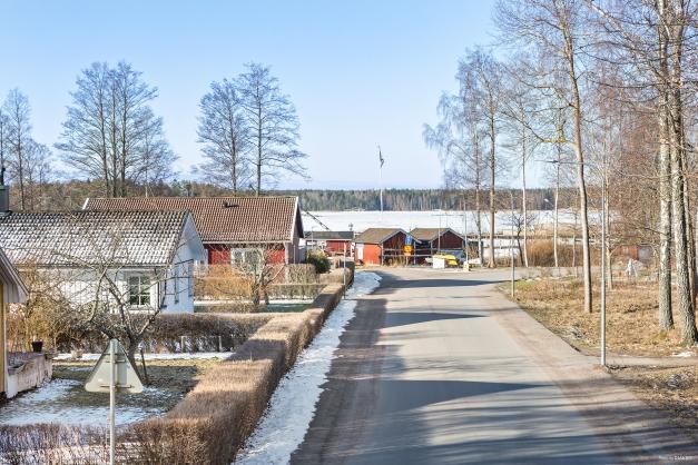 Områdesbild: Närhet till Vänern