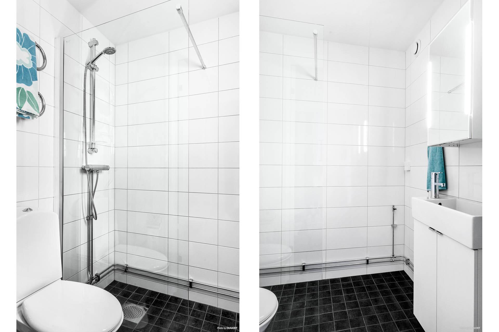 Splitter nytt badrum!