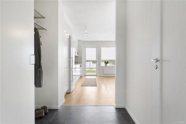 Bild från visningslägenheten (ej av den aktuella lägenheten)