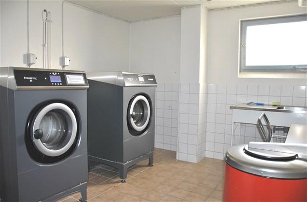 En av tvättstugorna