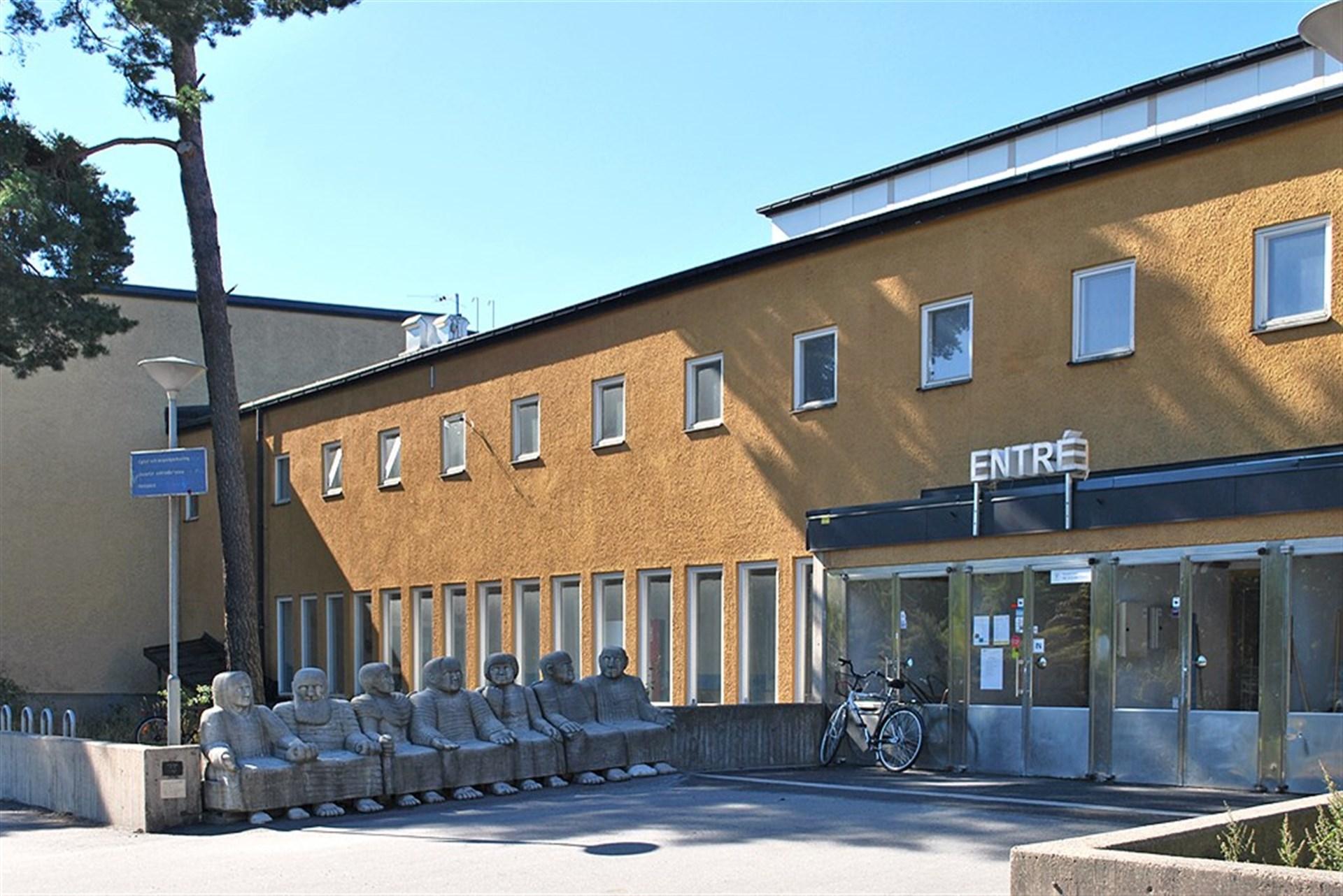Västertorps sim- & idrottshall