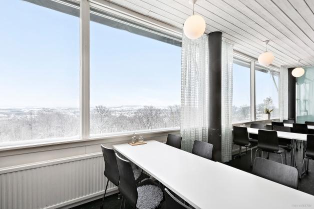Restaurang med utsikt över Falköping