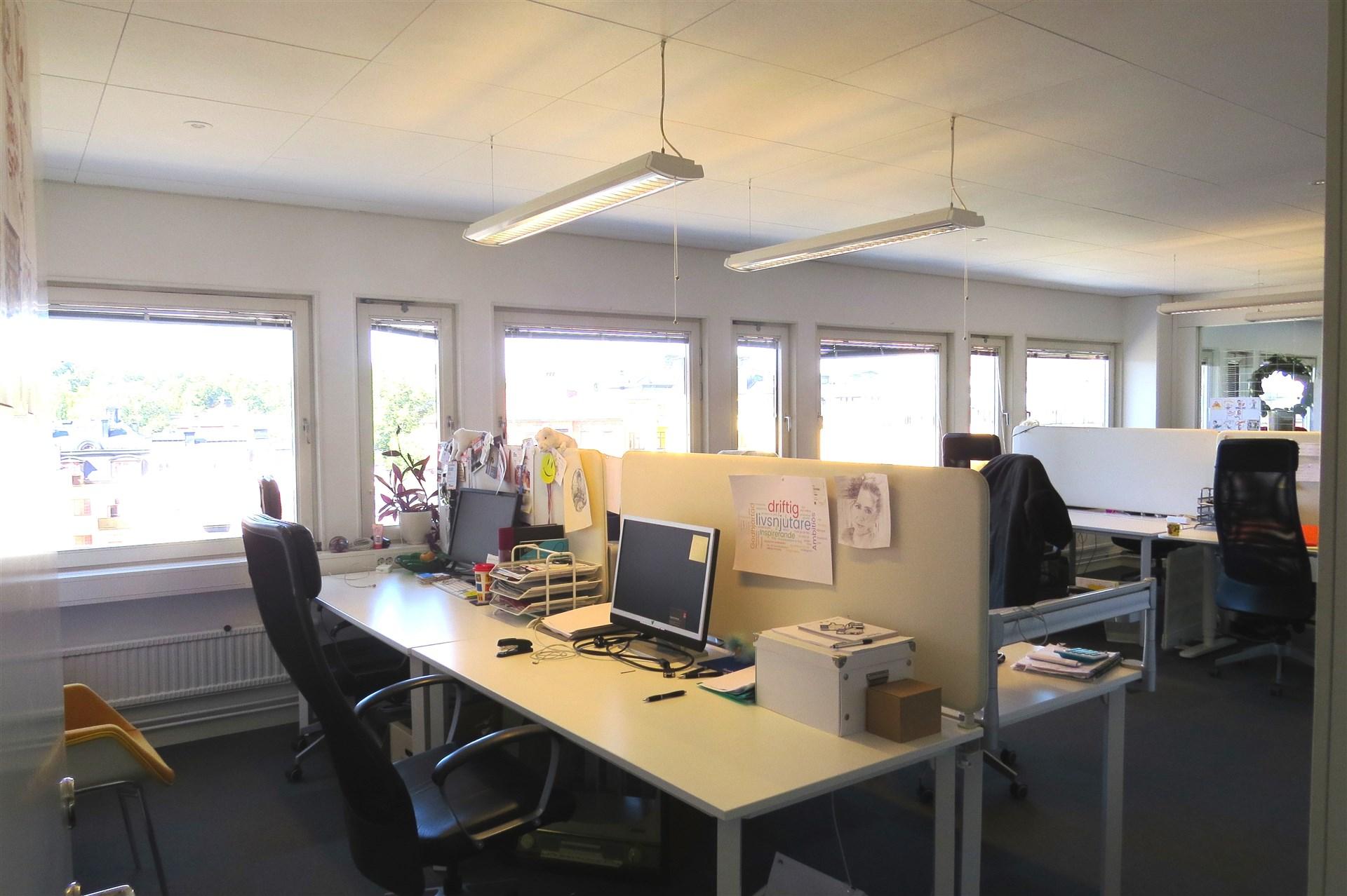 Kontor om 40 m²