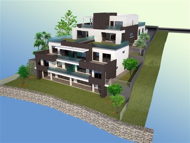 Illustrationsbild - Fasad