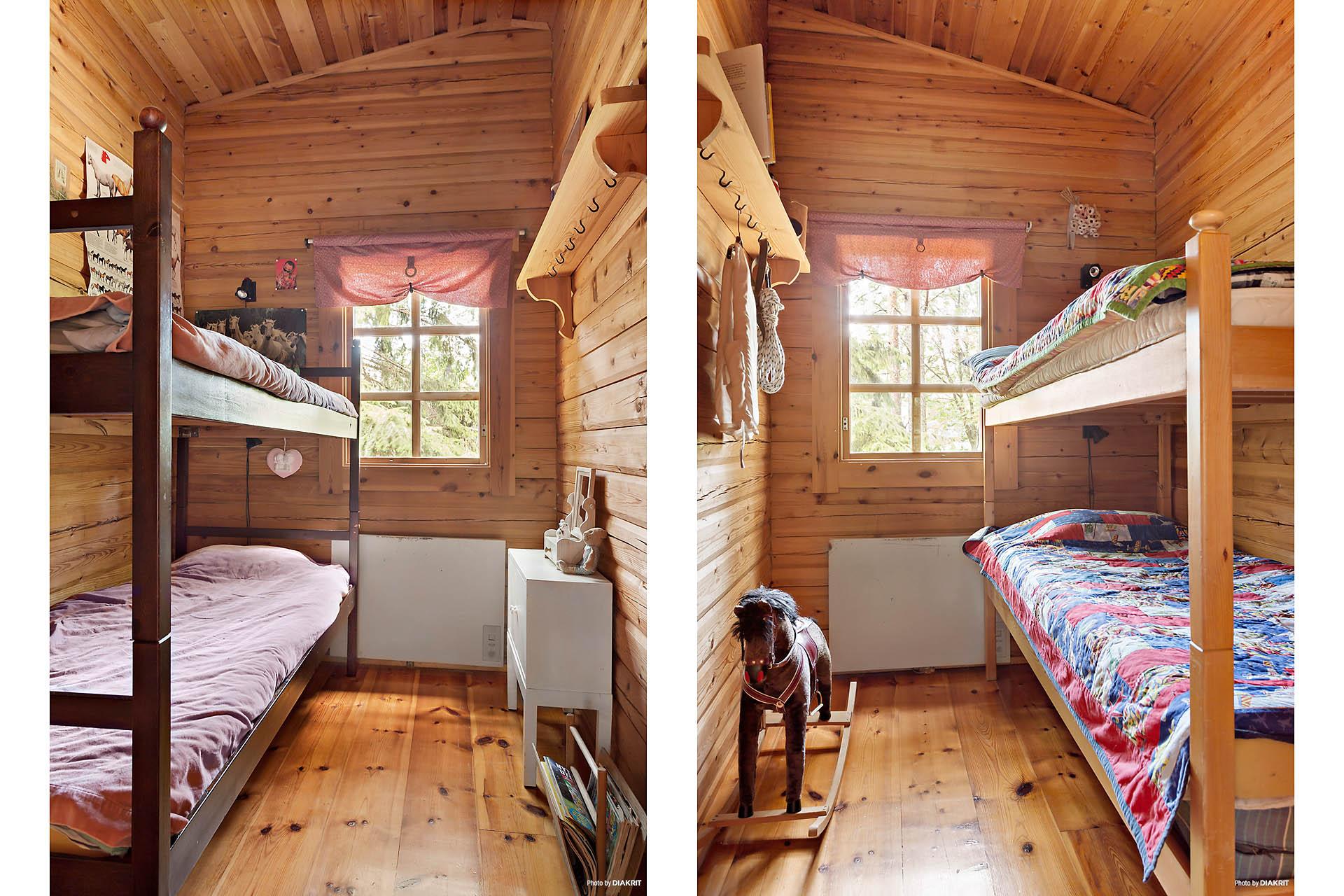 Sovrum 2 och 3