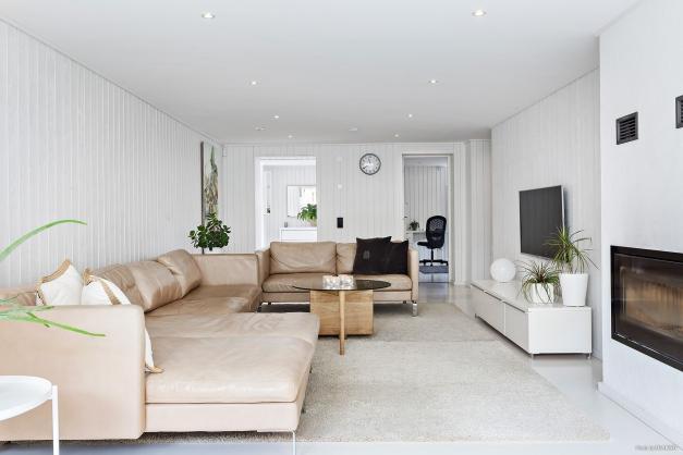 ALLRUM - Härliga utrymmen och vackert designgolv med golvvärme