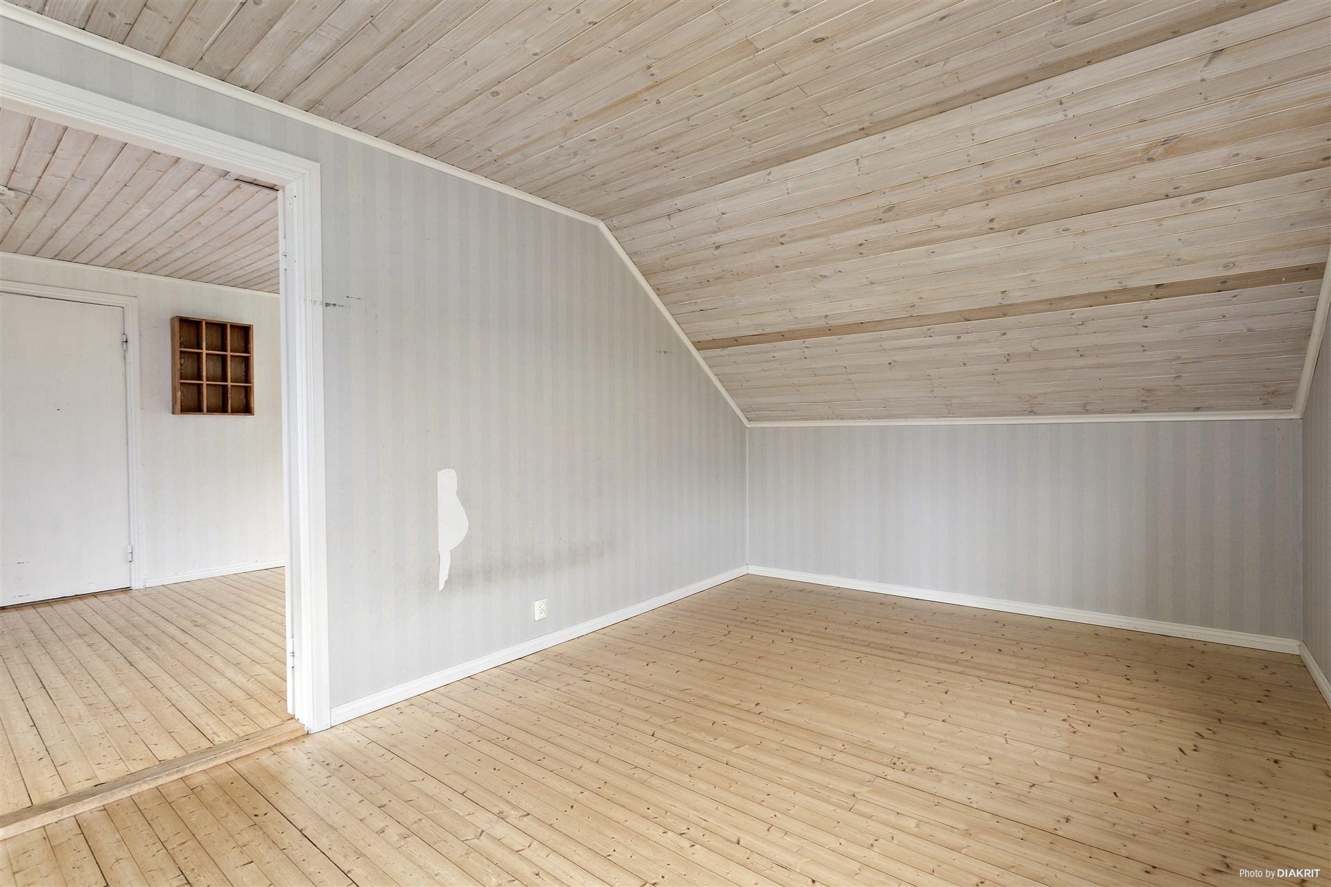 Sovrum 3 övervåning