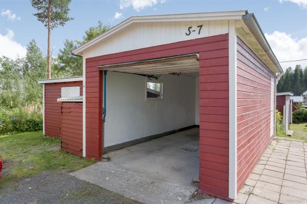 Fristående garage