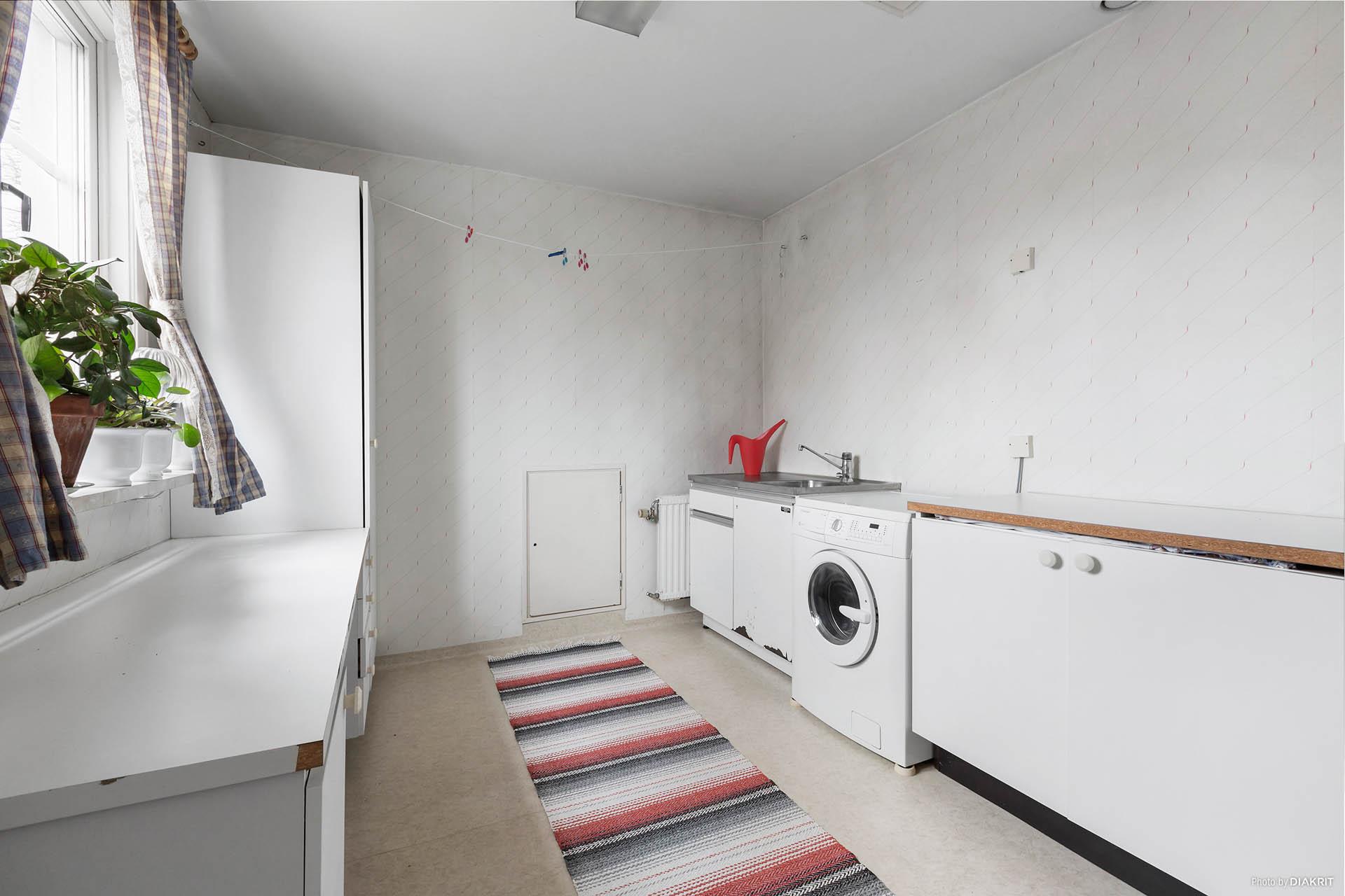 Tvättstuga ÖV