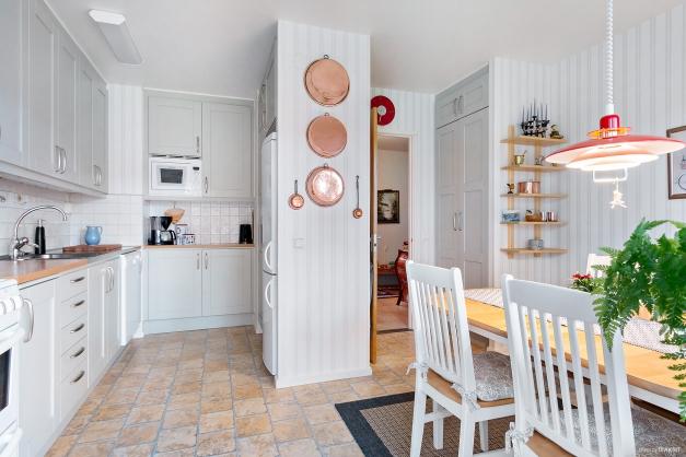 Snyggt kök från Kvänum