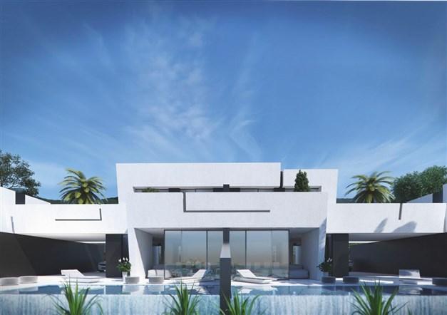 Arkitektens 3D-bild