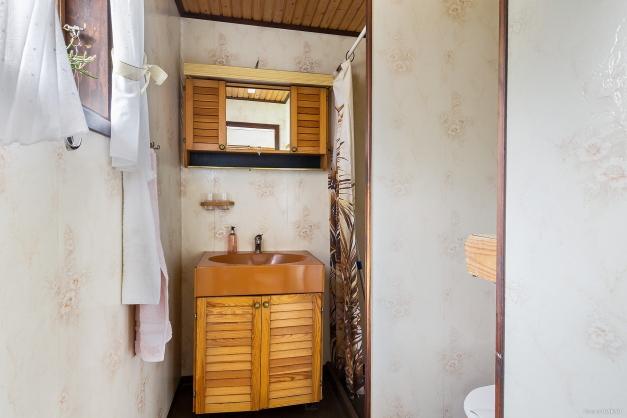 Ducsh och toalett
