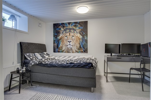 Lägenhet i källarvåning