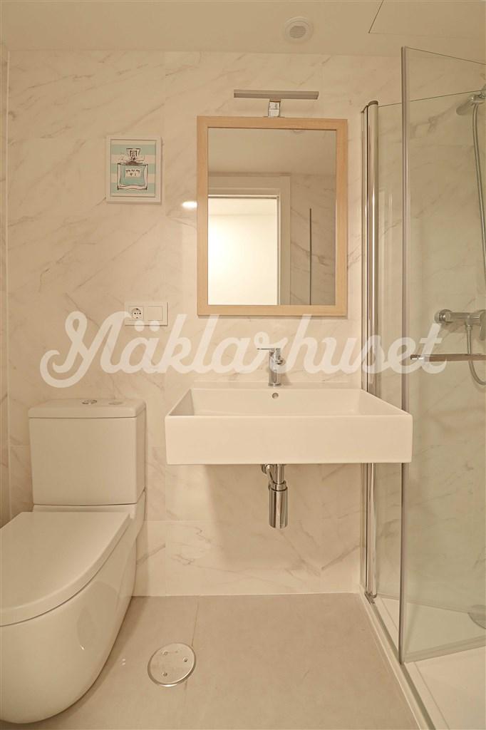 Stilrent duschrum
