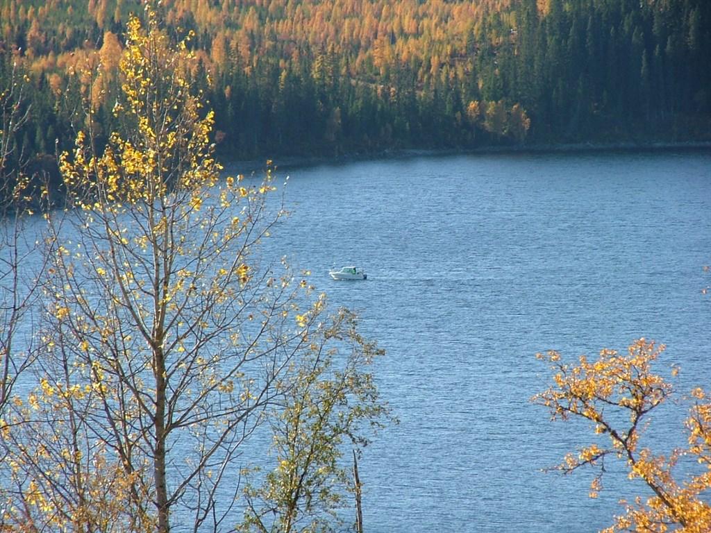 Egen båt i Kallsjön?