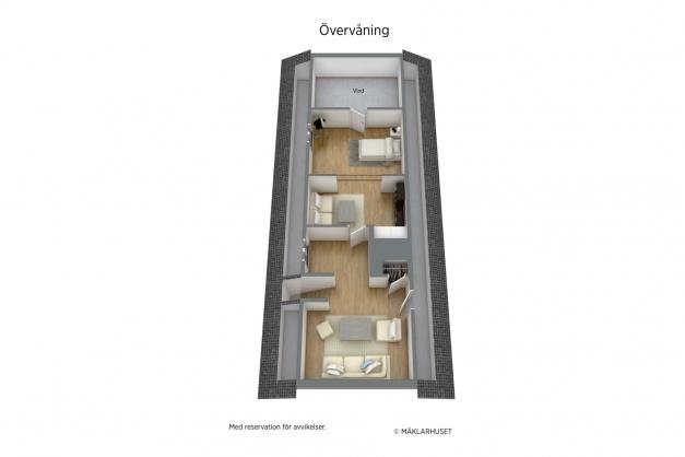 Övervåningen
