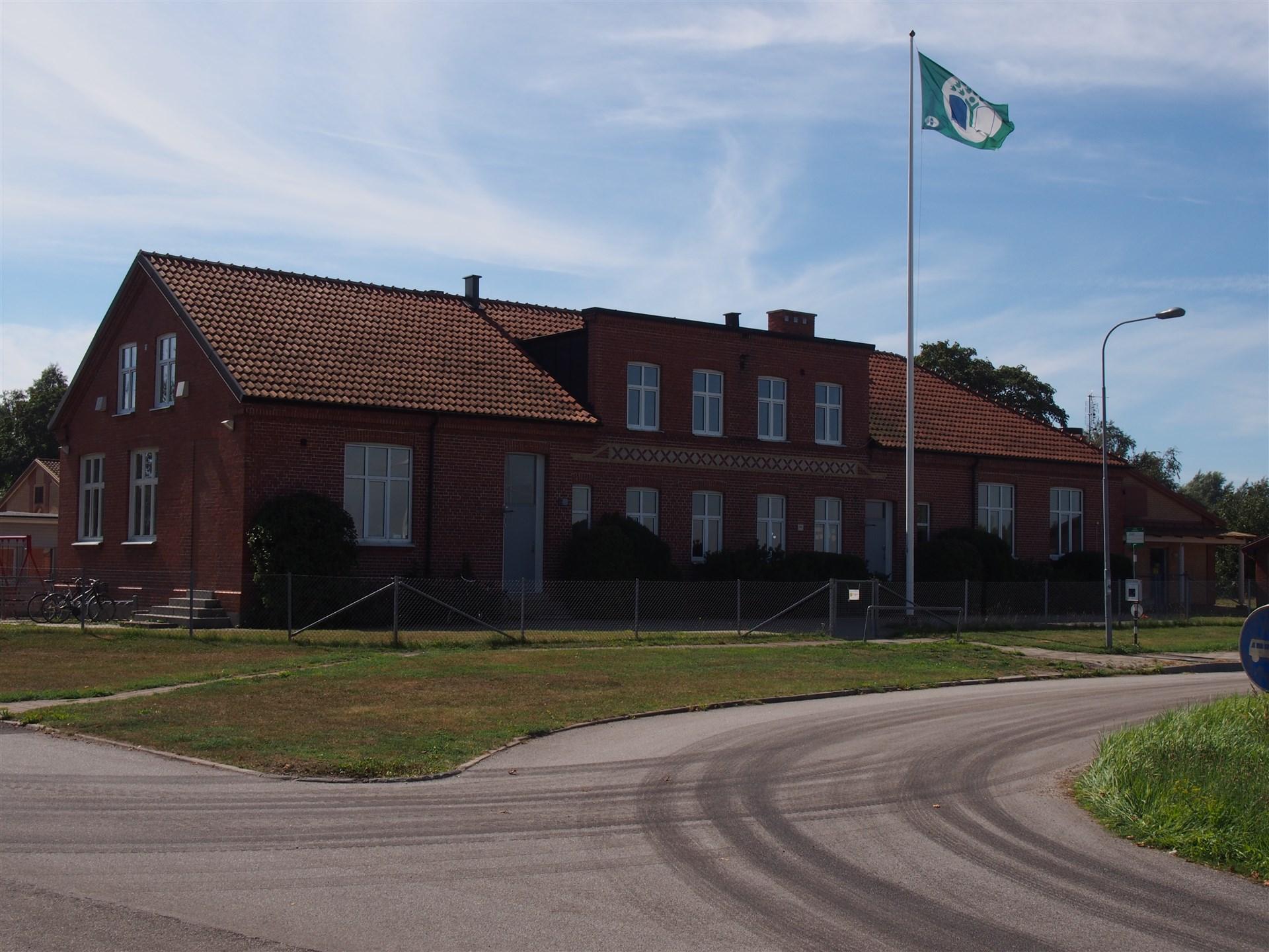 I området finns Modeshögs Förskola